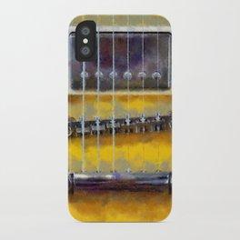 Guitar No. 5 iPhone Case