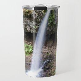 Ponytail Falls - Columbia River Gorge Travel Mug