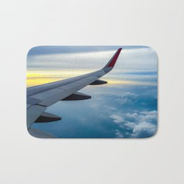 Flying Bath Mat