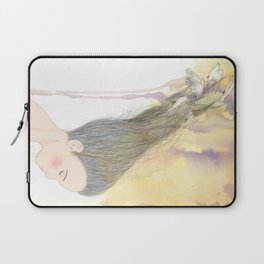 Inspiration Strikes Laptop Sleeve