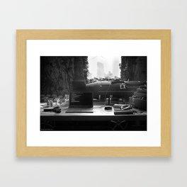 Insurrection 02 Framed Art Print
