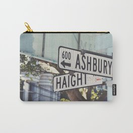 Haight Ashbury Carry-All Pouch