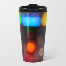 Night Light Colors Travel Mug