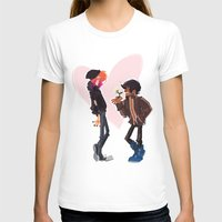 punk rock T-shirts featuring Punk Rock Dating by schmemy