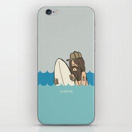 Bobbing Waveslider iPhone Skin