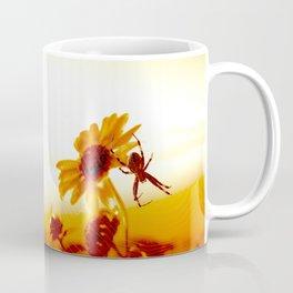 Spiders Glow Coffee Mug