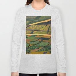 Growing Food Long Sleeve T-shirt