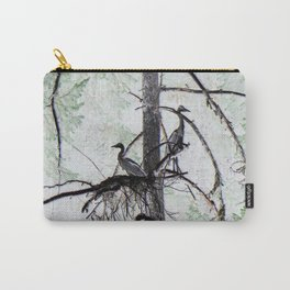 Watchtower Herons.... Carry-All Pouch