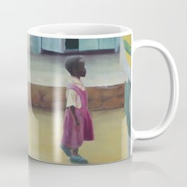African Girl Coffee Mug