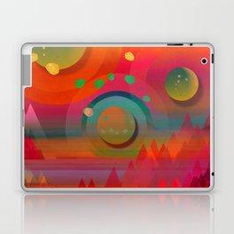 """""""Sci-fi Pop Landscape"""" Laptop & iPad Skin"""