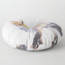 Day Floor Pillow