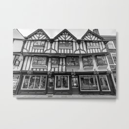 Mulberry Hall York Metal Print