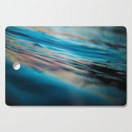 Oily Reflection Cutting Board