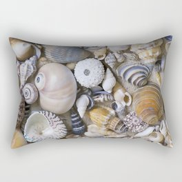 Sea Shell Collection Rectangular Pillow