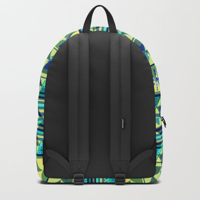 Christmas pattern III Backpack