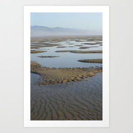 The Watering Hole Art Print