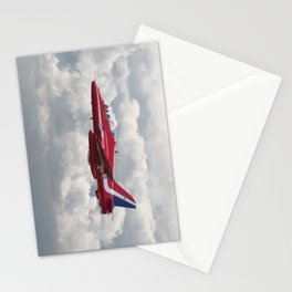 Red Arrows  - HS Hawk Stationery Cards