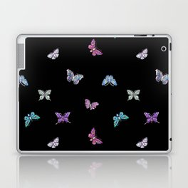 holiday, butterfly, jewels, precious, butterflies, new year, thanksgiving, Christmas, holidays, 2018 Laptop & iPad Skin