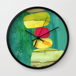 TIPSY Wall Clock