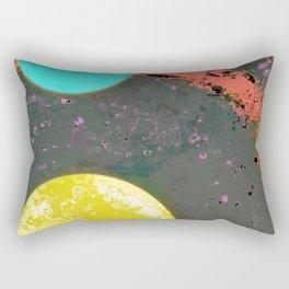Dust 05 - Post Biological Universe Rectangular Pillow