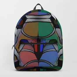 Pop Your Jock Art Backpack