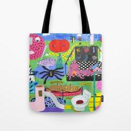 Disgust Wonderland Tote Bag