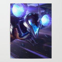 Bullet Angel KaiSa League Of Legends Poster
