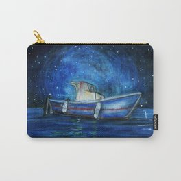 Sailing the Ocean Carry-All Pouch