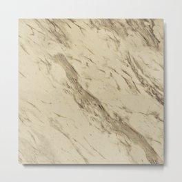 Desert Granite Metal Print