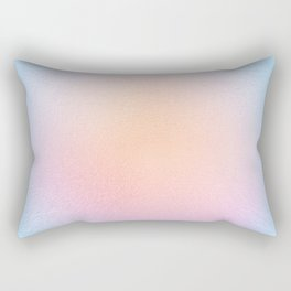 Sweet Sun Blush Rectangular Pillow