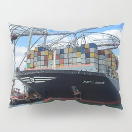 Containers Pillow Sham