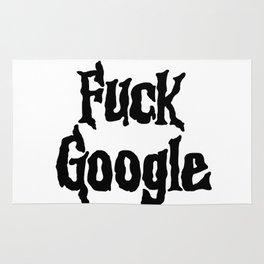 F*** Google Rug