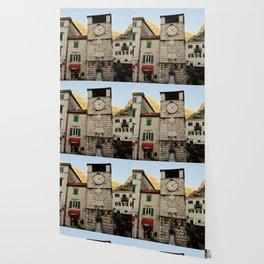 Clock Tower Wallpaper