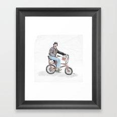 Tom Selleck Framed Art Print