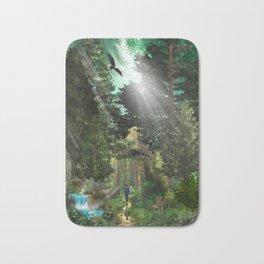 Forest Wisdom Bath Mat