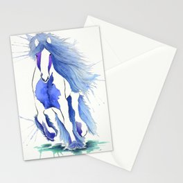 Gypsy Vanner Horse Stationery Cards