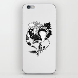 Imaginary Fiend iPhone Skin