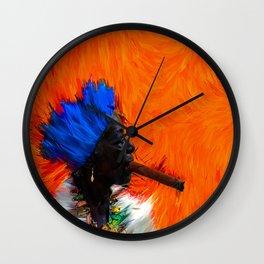 babami Wall Clock