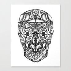 Sea-Scull Canvas Print