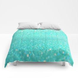 sparkle sea Comforters