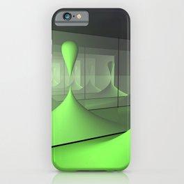 dimensions -4- iPhone Case