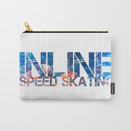 Inline Speed Skating Carry-All Pouch