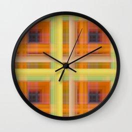 Perspectives II Wall Clock
