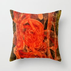 The Casso Throw Pillow