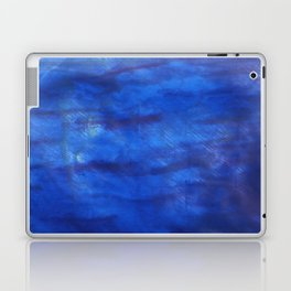 New car abstract watercolor Laptop & iPad Skin