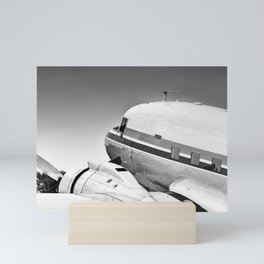 Douglas DC-3 Mini Art Print