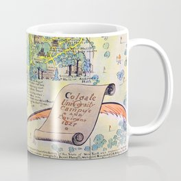 Colgate University Coffee Mug