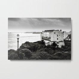 Tenby, Pembrokeshire, Wales Metal Print