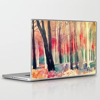 takmaj Laptop & iPad Skins featuring Woods by takmaj