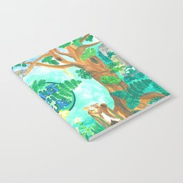 Medilludesign Ecotherapy Forest 2 Notebook